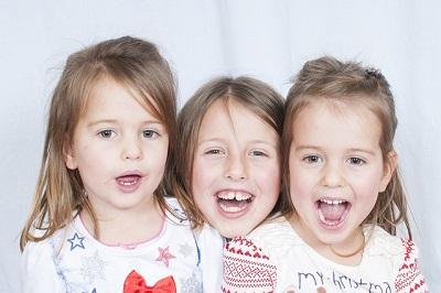 3人の少女