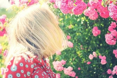 ピンク女の子