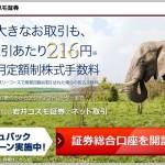 「岩井コスモ証券「FX・CFD」」お小遣いサイト経由で大きく稼ぐ!口座開設方法