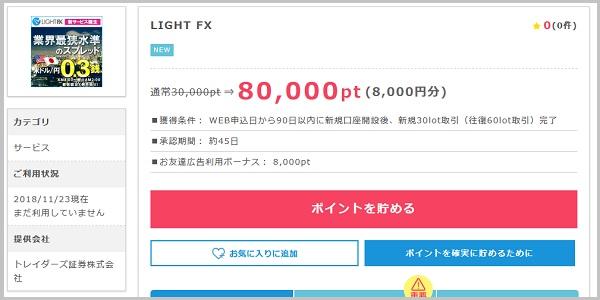 LIGHTFX詳細